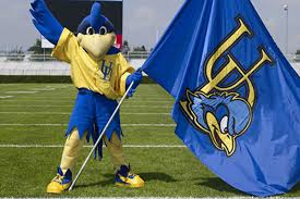 blue hen which is the mascot of university of delaware