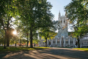 10 Reasons to Skip Class at Boston College