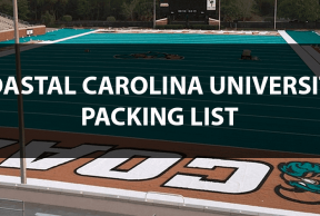 What to Bring to Coastal Carolina: The Move In Day Packing List