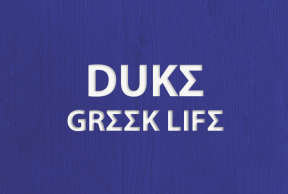 The Best and Worst Things About Joining Greek Life at Duke