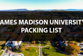 What to Bring to JMU: The Move In Day Packing List