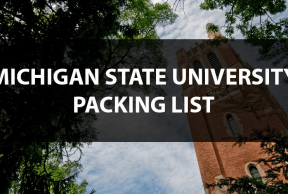 What to Bring to Michigan State: The Move In Day Packing List