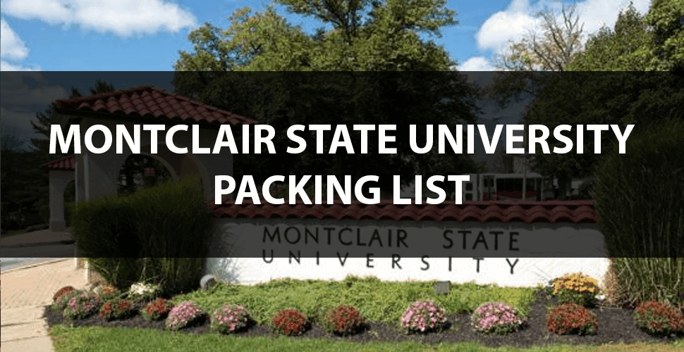 Montclair state
