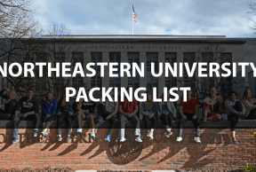 What to Bring to Northeastern University: The Move In Day Packing List