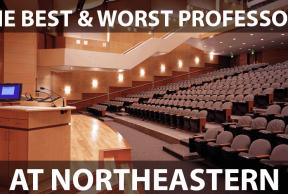 The Best and Worst Northeastern University Professors