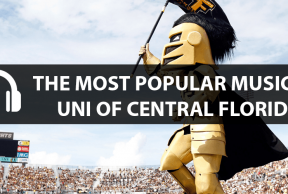 The 10 Most Popular Types of Music at UCF