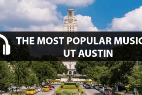 The 10 Most Popular Types of Music at UT Austin