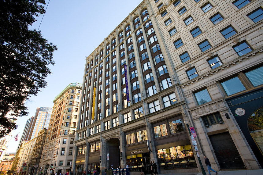 Emerson college best courses
