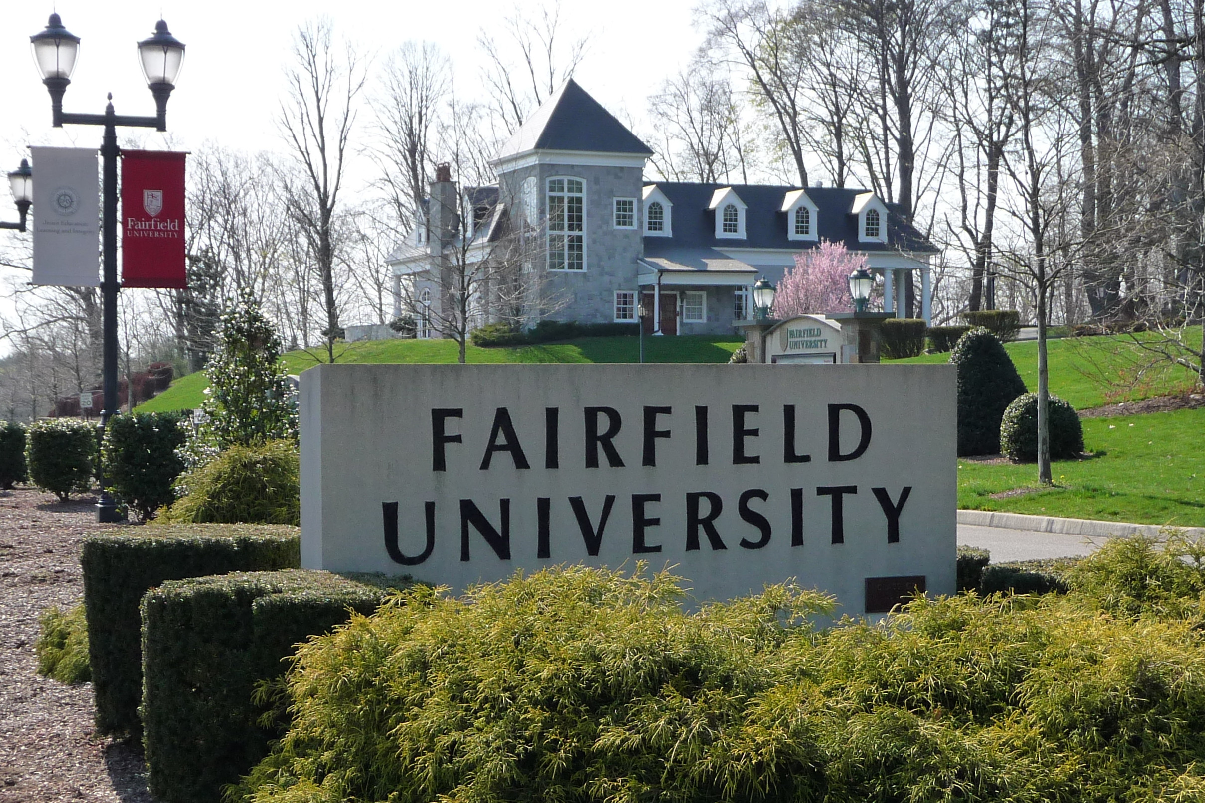 Fairfield university best courses