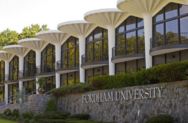 Fordham university best courses