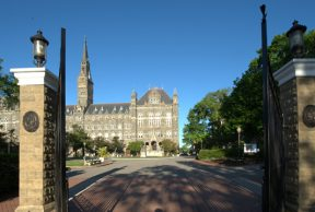 10 Reasons to Skip Class at Georgetown University