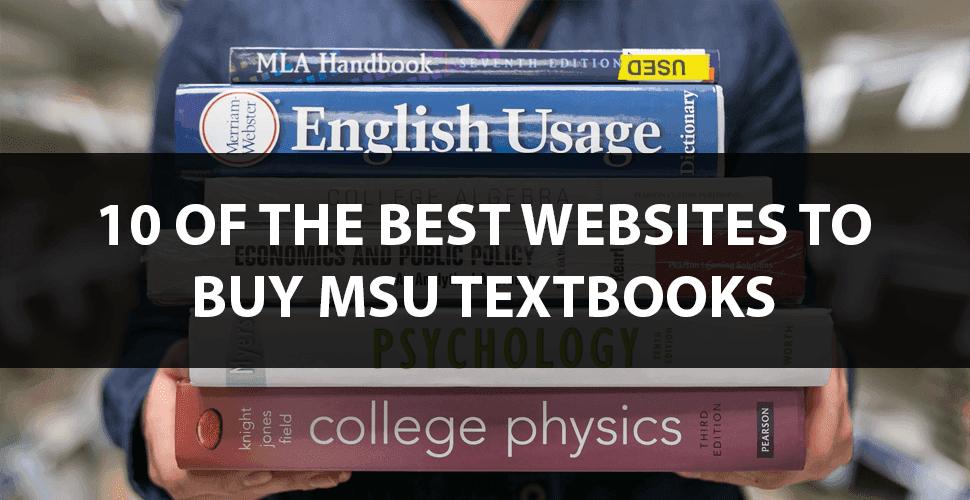 Michigan state university textbooks