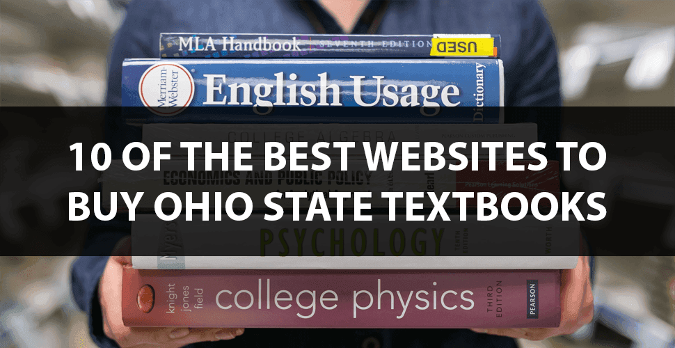 Ohio state textbooks