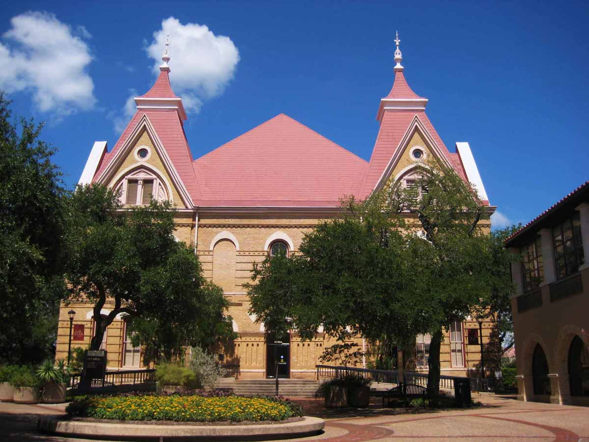 Texas state university best courses