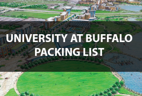 What to Bring to University at Buffalo: The Move In Day Packing List