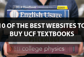 10 of the Best Websites to Buy UCF Textbooks