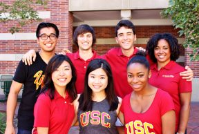 How many USC students does it take to change a light bulb?