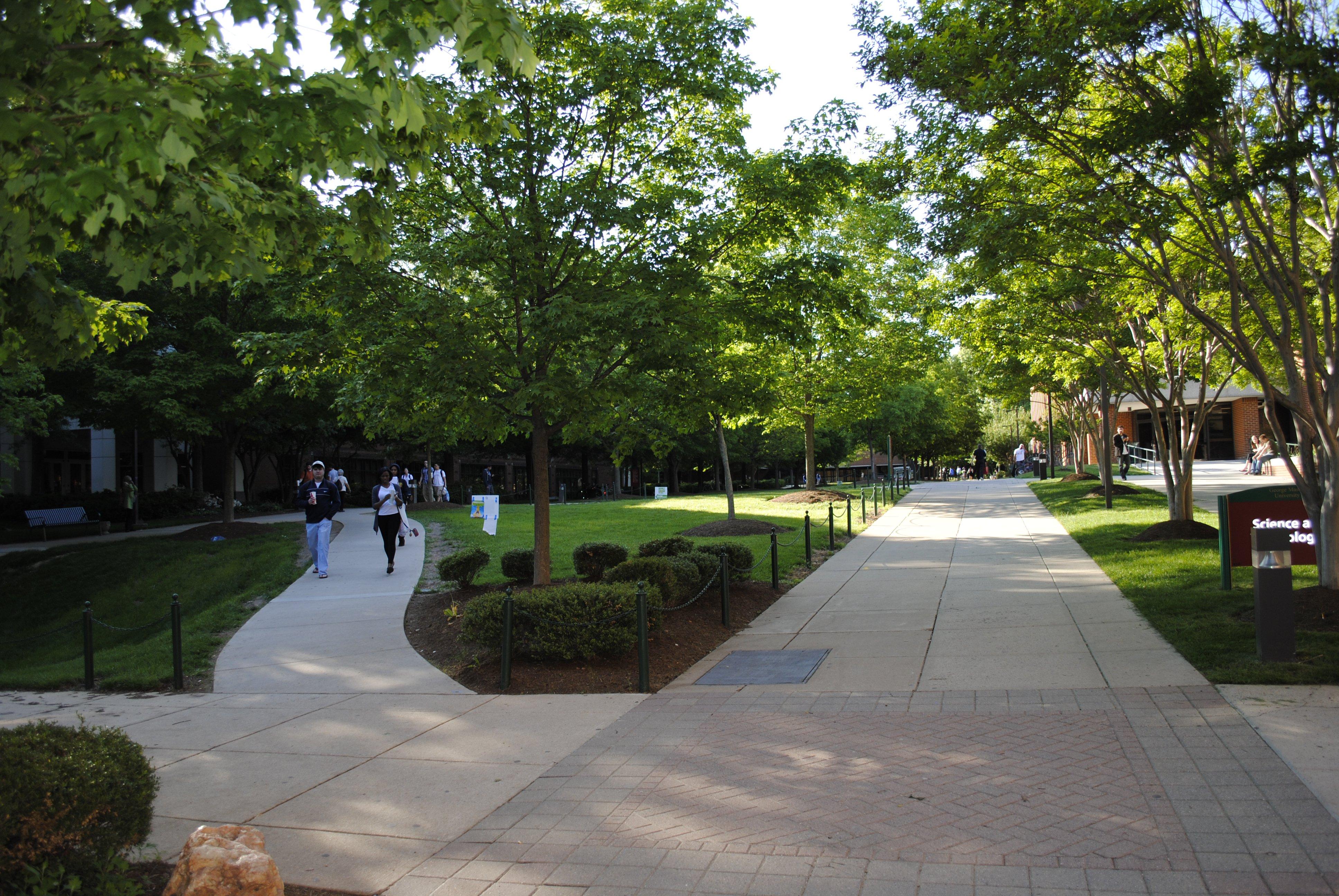 0 george mason central campus