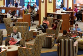 Top 10 places to study at DePaul University