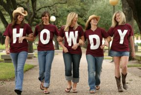 Move In Day Packing List at TAMU