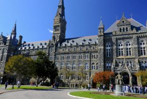 10 Reasons to Attend Georgetown University