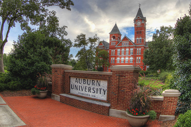 10 of The Easiest Classes at Auburn University