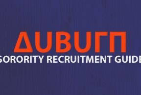 Tips to Survive Auburn Sorority Rush Week