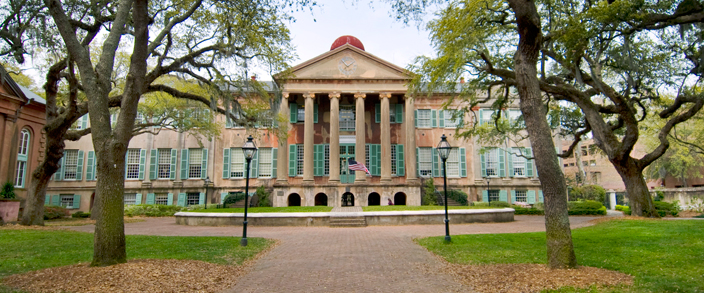 College of charleston 2