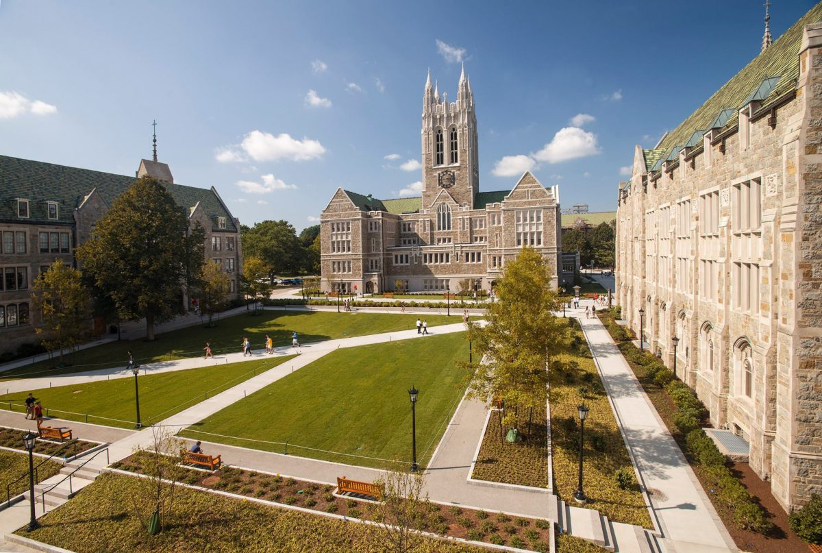 10 of the Easiest Classes at Boston College