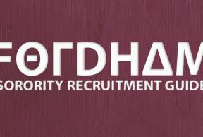 Tips to Survive Fordham Sorority Rush Week
