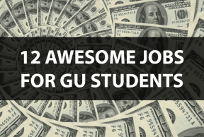 12 Awesome Jobs for Georgetown Students