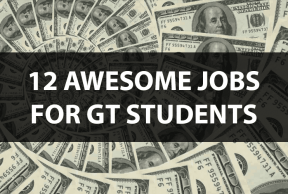 12 Awesome Jobs for Georgia Tech Students