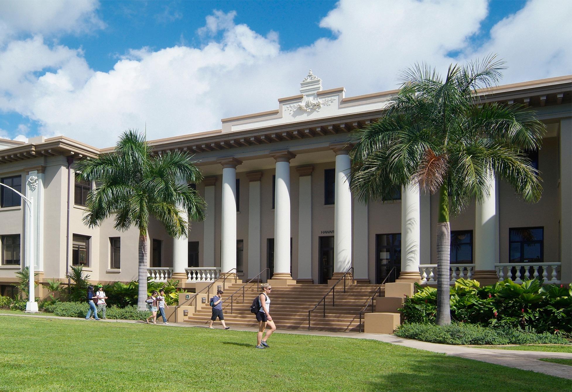 Hawaiihall