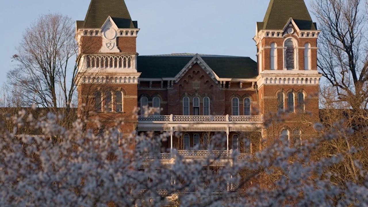 Ohio university 1