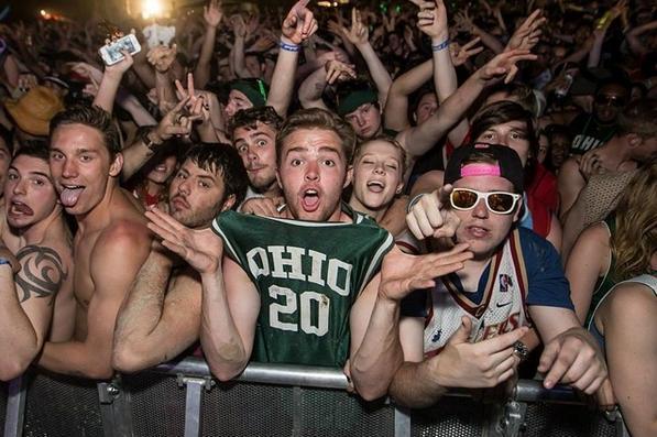 11 Signs you go to Ohio University