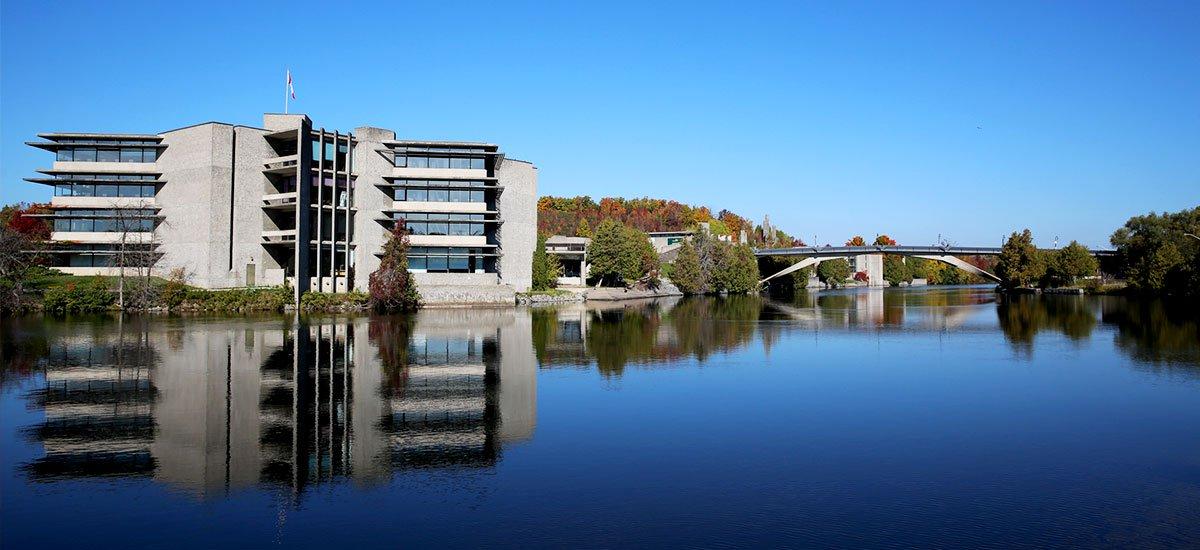 Trent university water