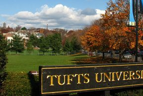 Best and Worst Things About Your First Week at Tufts University