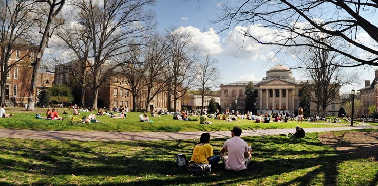 10 Tips to Survive Freshman Year at UNC Chapel Hill