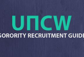 Tips to Survive UNCW Sorority Rush Week