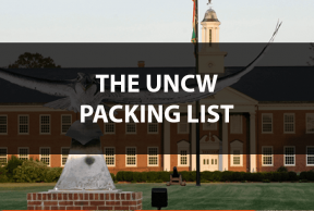 What to Bring to UNCW: The Move In Day Packing List