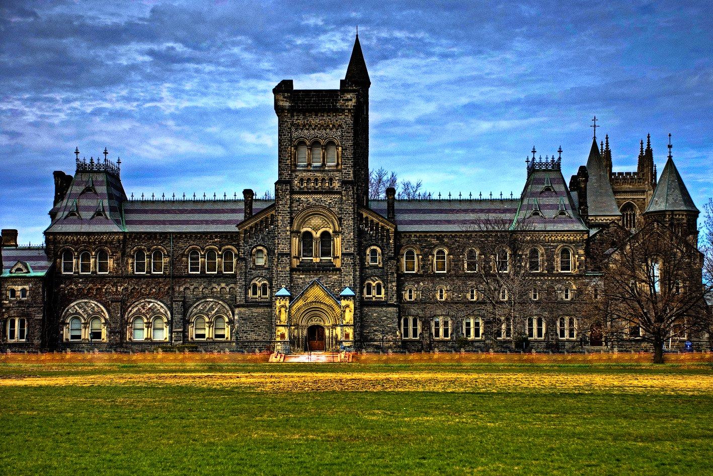 University college toronto 1   april 2009 hdr 1