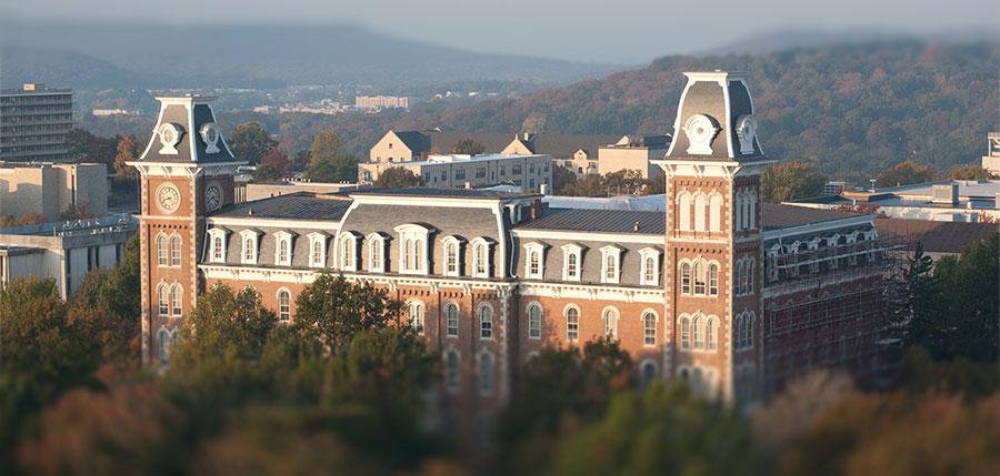 University of arkansas 1
