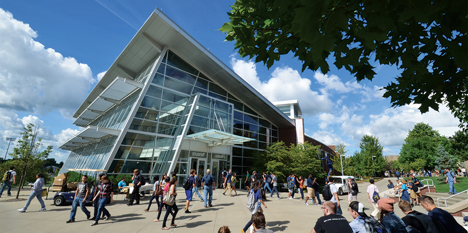 Best and Worst Things About Your First Week at the University of Akron