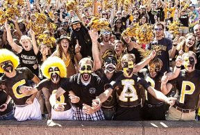 25 Types of Students in the App State