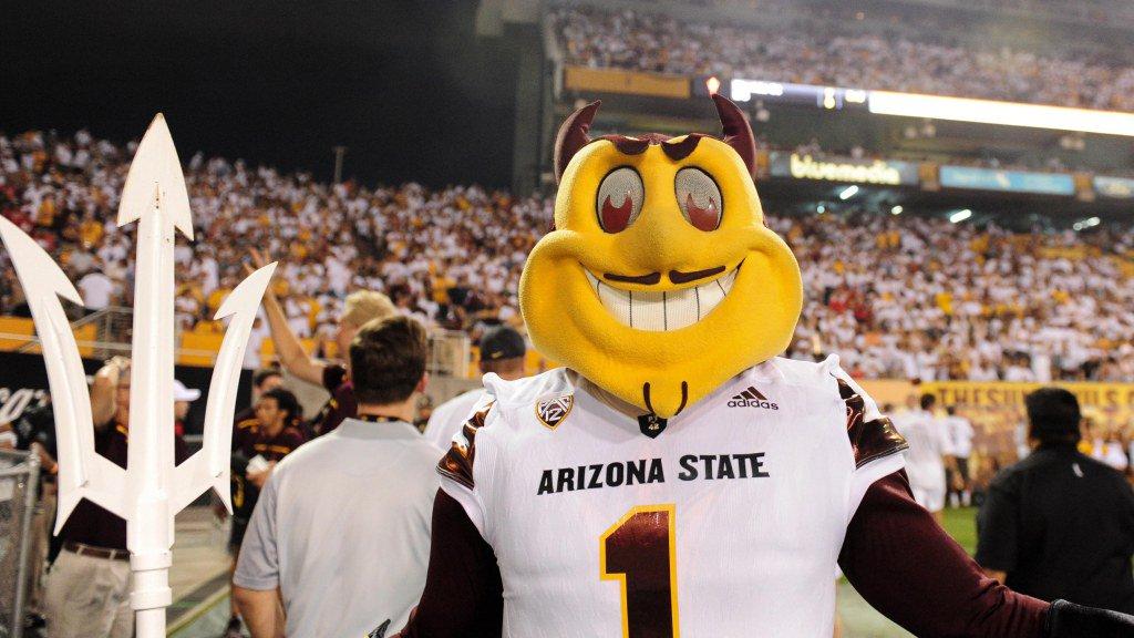 Arizona state mascot