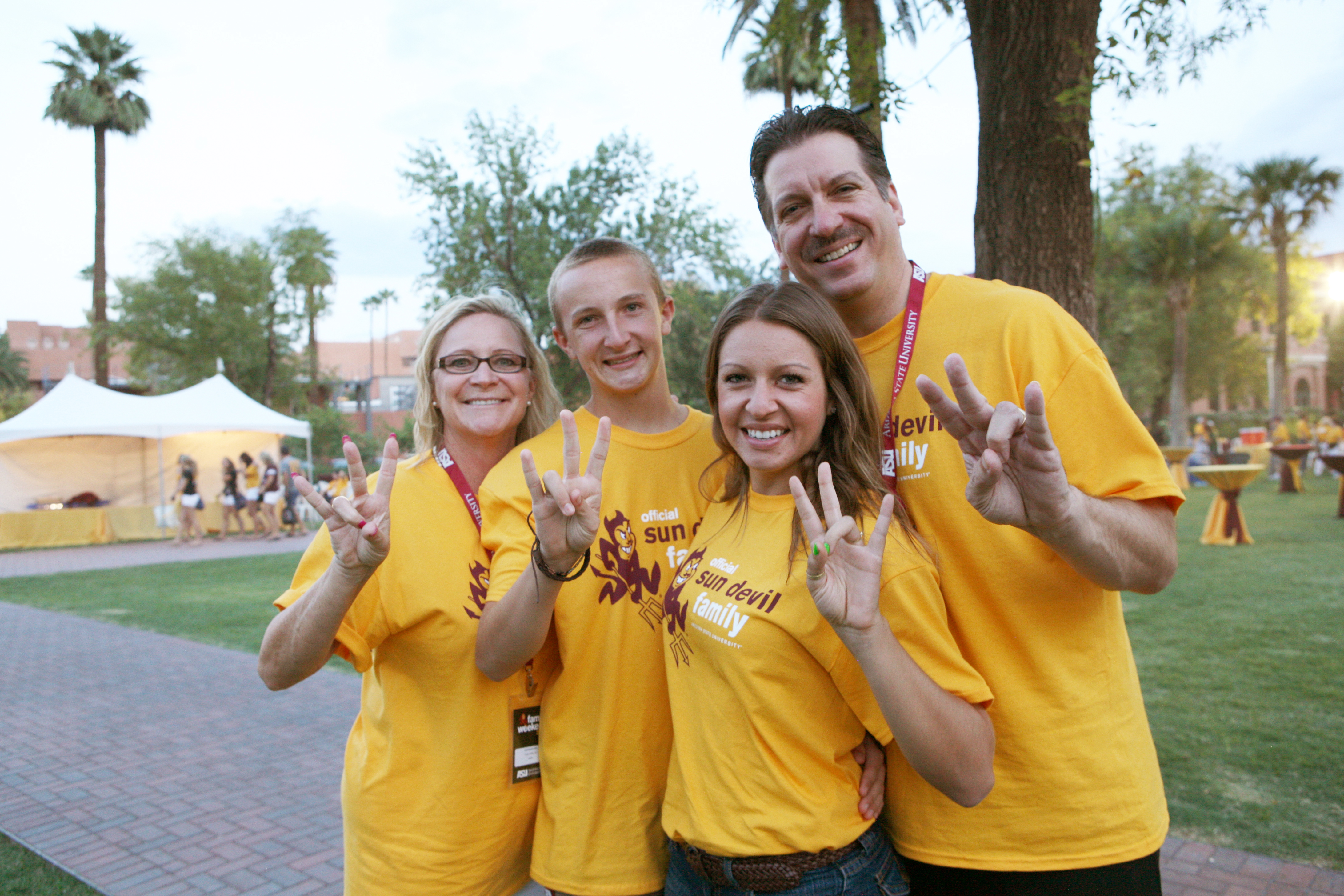Asu parents