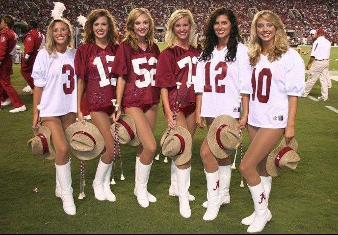 Bama girls