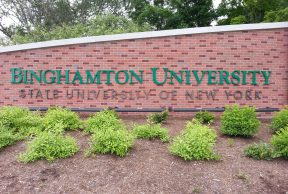 Best and Worst Things About Your First Week at Binghamton University