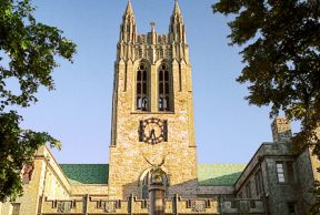 Best and Worst Things About Your First Week at Boston College