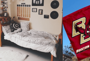 The Best and Worst Things About Living in a Dorm at Boston College